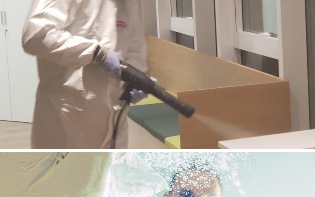 plan de limpieza y desinfección