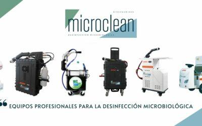 Combatir el coronavirus y sus variantes con equipos de desinfección electrostática profesionales